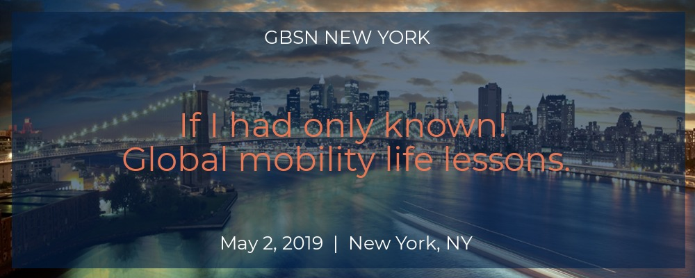 GBSN New York Webpage
