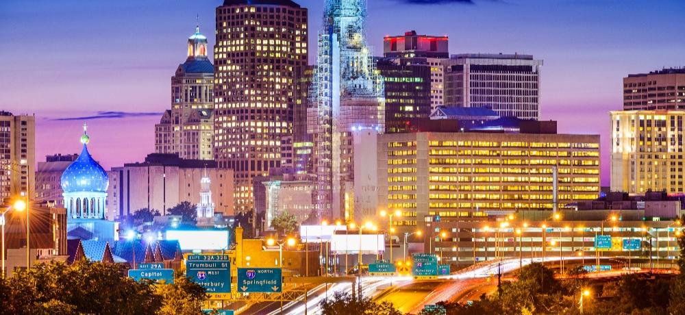 Hartford-city-skyline